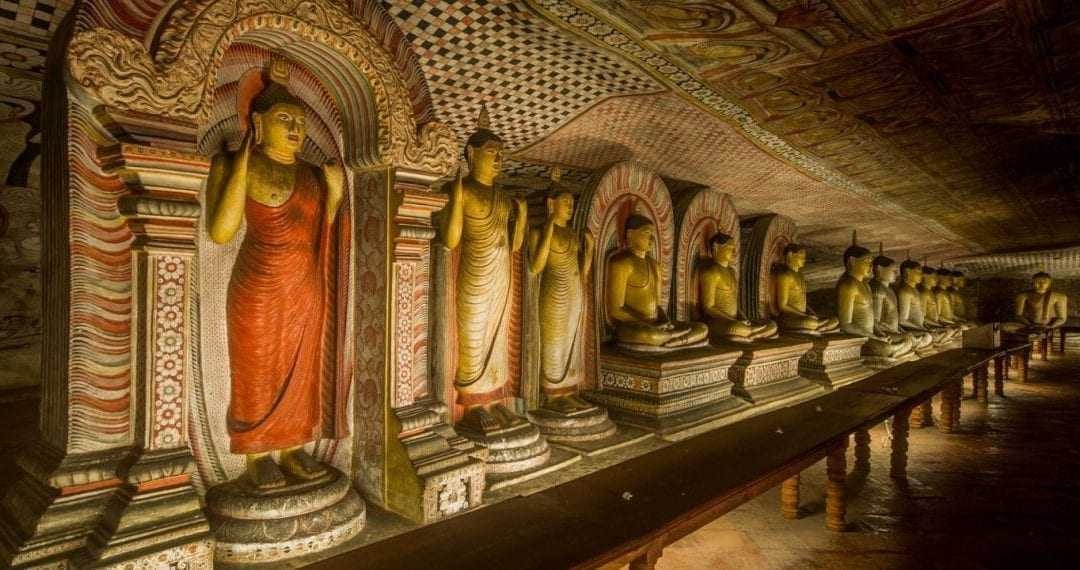 8 Day Group Highlights Tour of Sri Lanka