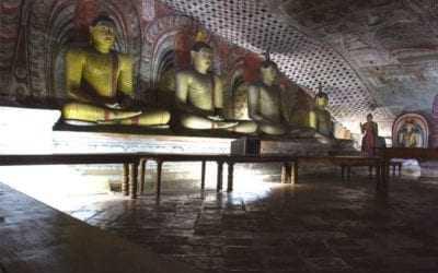 The amazing Buddhist temples of Sri Lanka