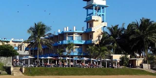 Rani Beach Resort in Negombo