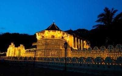 Looking forward to Esala Perahera in Kandy 2018