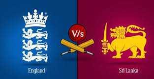 England`s Cricket tour of Sri lanka