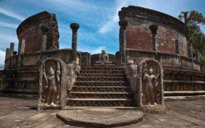 UNESCO World Heritage Sites of Sri Lanka