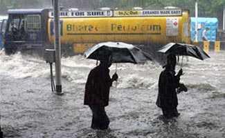 Monsoon in Srilanka
