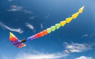 Sri Lanka National Kite Festival in June
