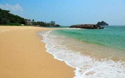 The best beaches of Sri Lanka