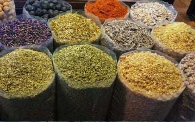 Spices found in Sri Lanka