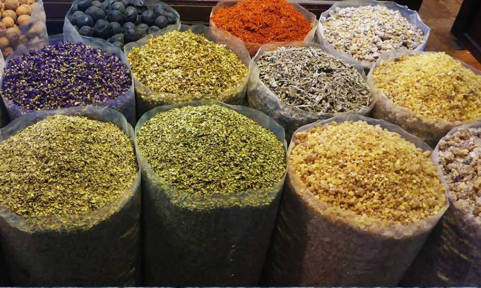 Spices found in Sri Lanka