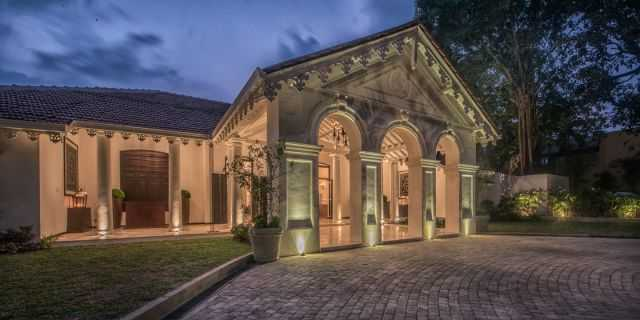 Residence – boutique hotel in Colombo By Uga Escapes