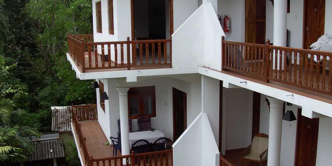 Norlanka budget hotel in Unawatuna