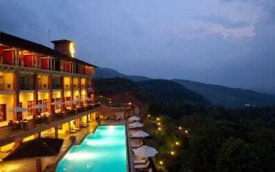 Amaya Hills Luxury Hotel, Kandy