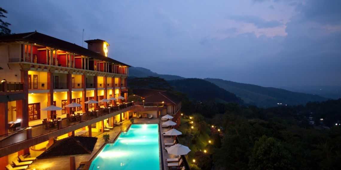 Amaya Hills Luxury Hotel, Kandy
