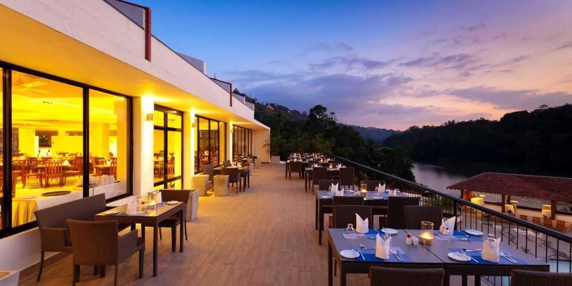 Cinnamon Citadel Hotel in Kandy