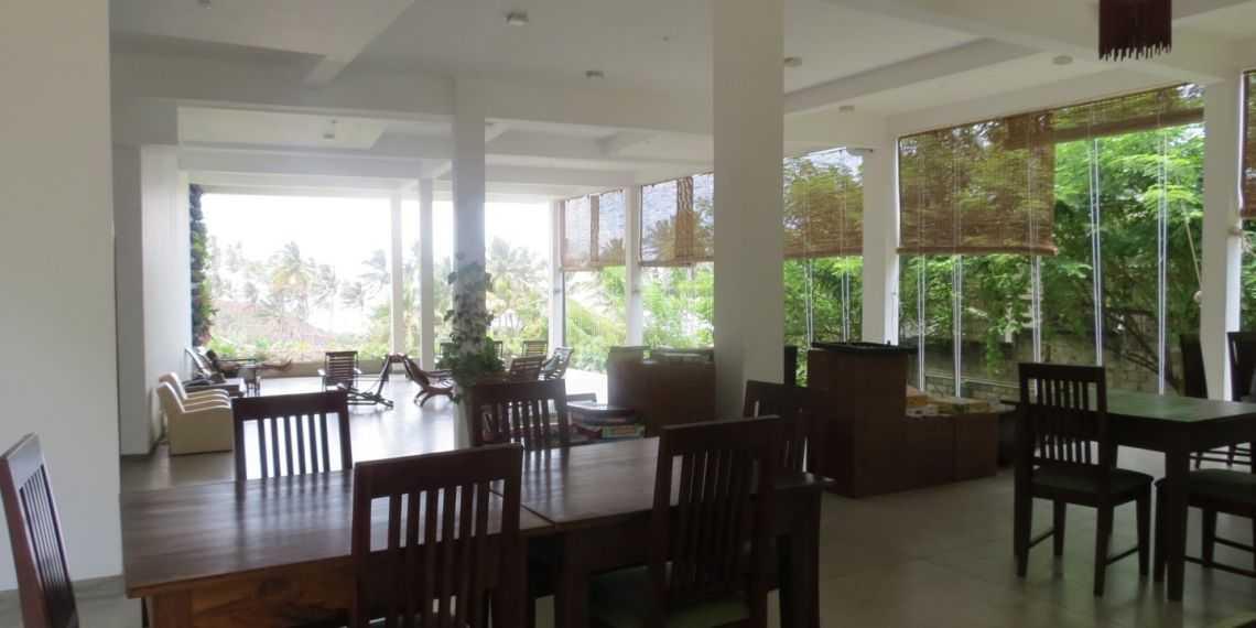 Esprit D'ici Hotel in Mirissa, Sri Lanka