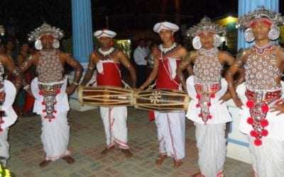 Watch the Culture Show in Kandy