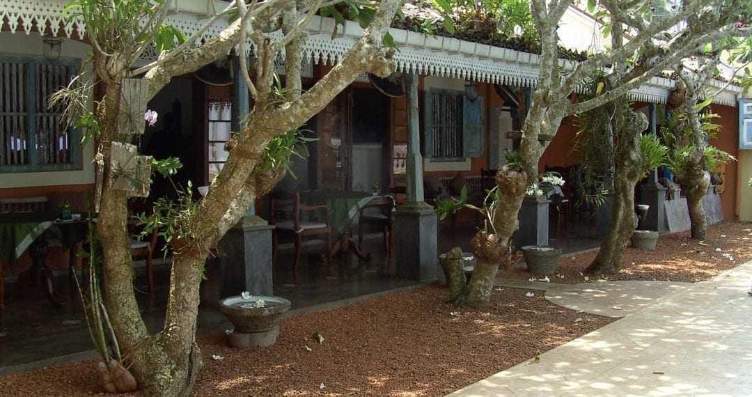 La Maison Nil Manel, Ahungalle