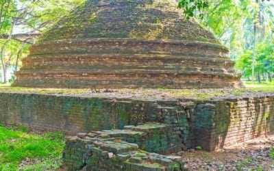 The ancient city of Panduwasnuwara