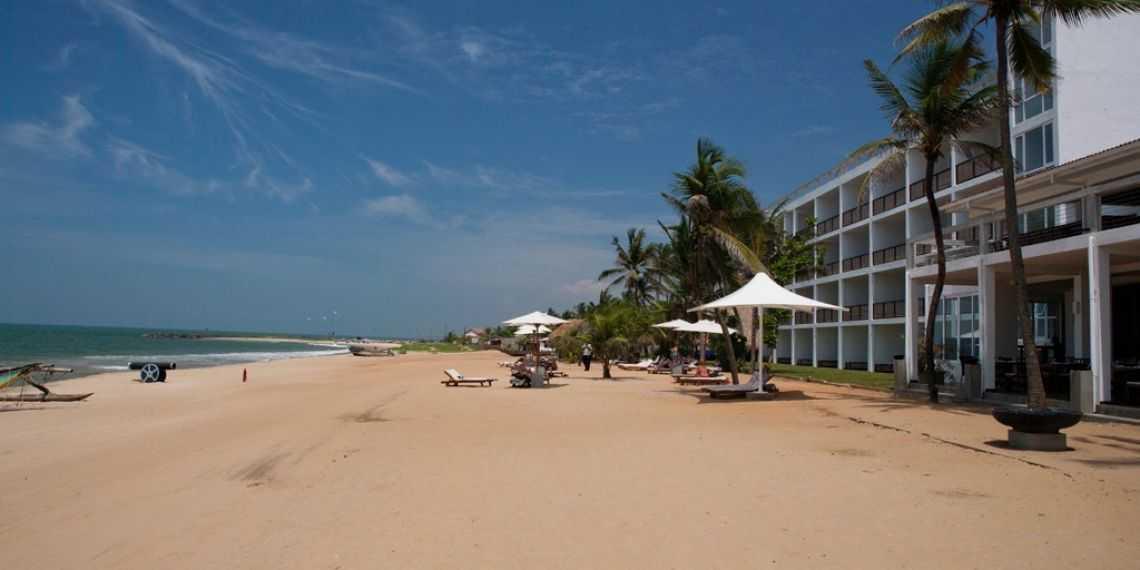 Jetwing Sea hotel in Negombo