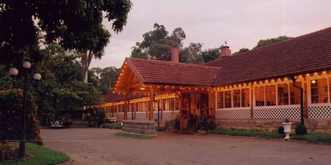 The Bandarawela Hotel, Bandarawela