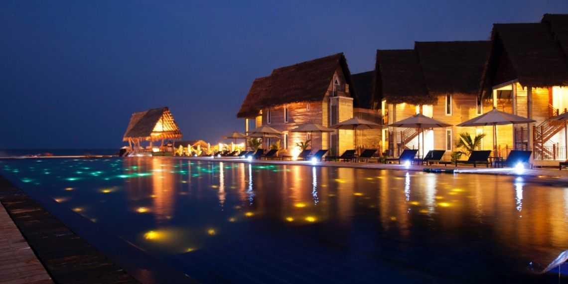 Maalu Maalu Resort & Spa, Passikudah