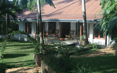 Rosyth Estate House, Kegalle