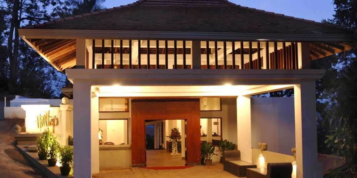 Hilltop Budget Hotel in Kandy