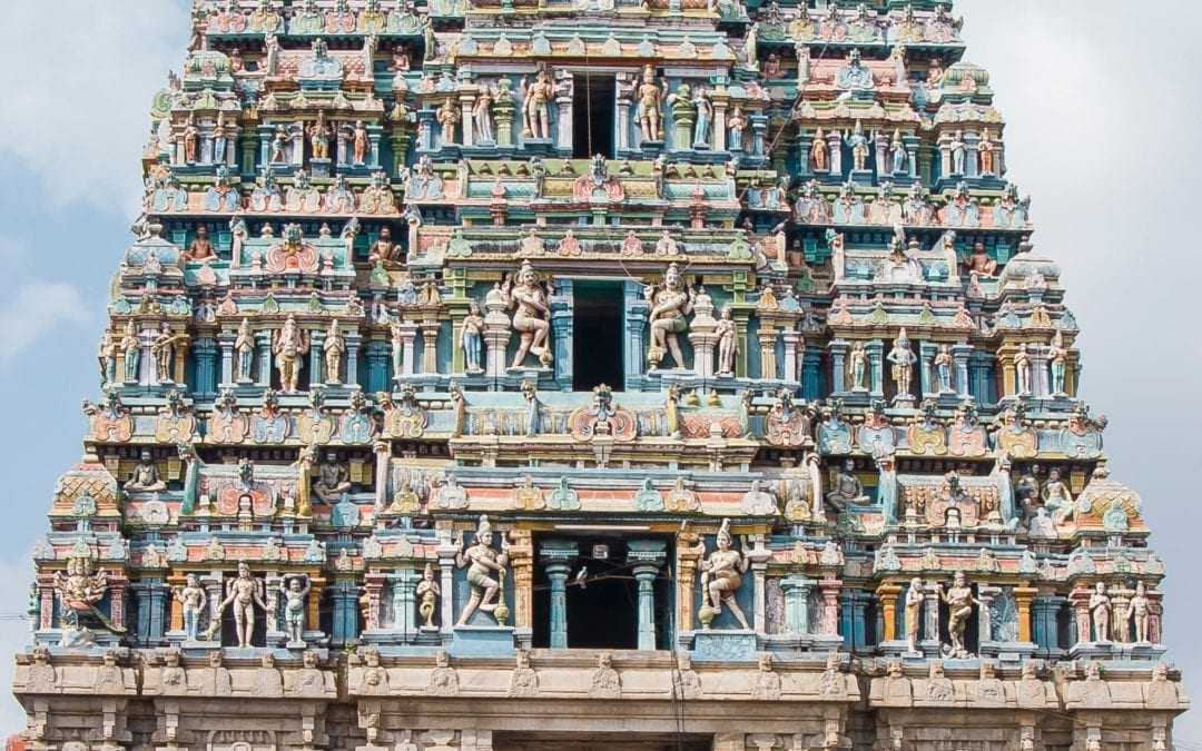 See the Muthumariamman Temple in Matale