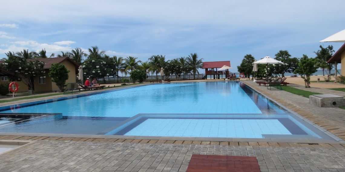Amethyst Resort in Passikudah