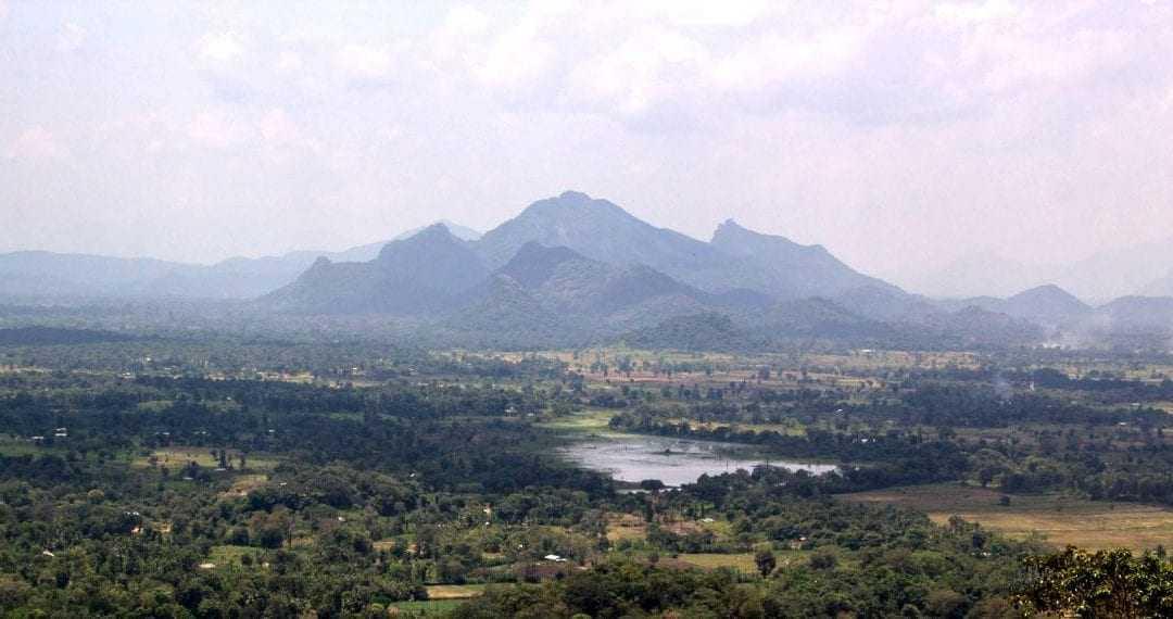 Climb Pidurangala Rock