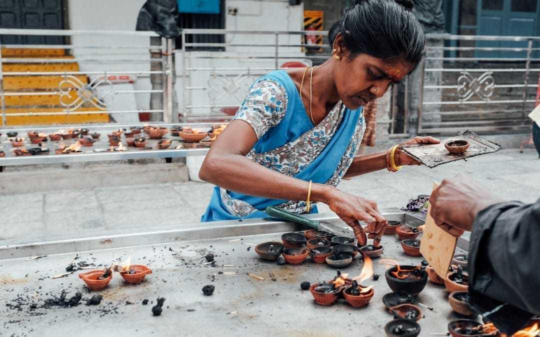 Visit the Munneswaram Temple near Chilaw