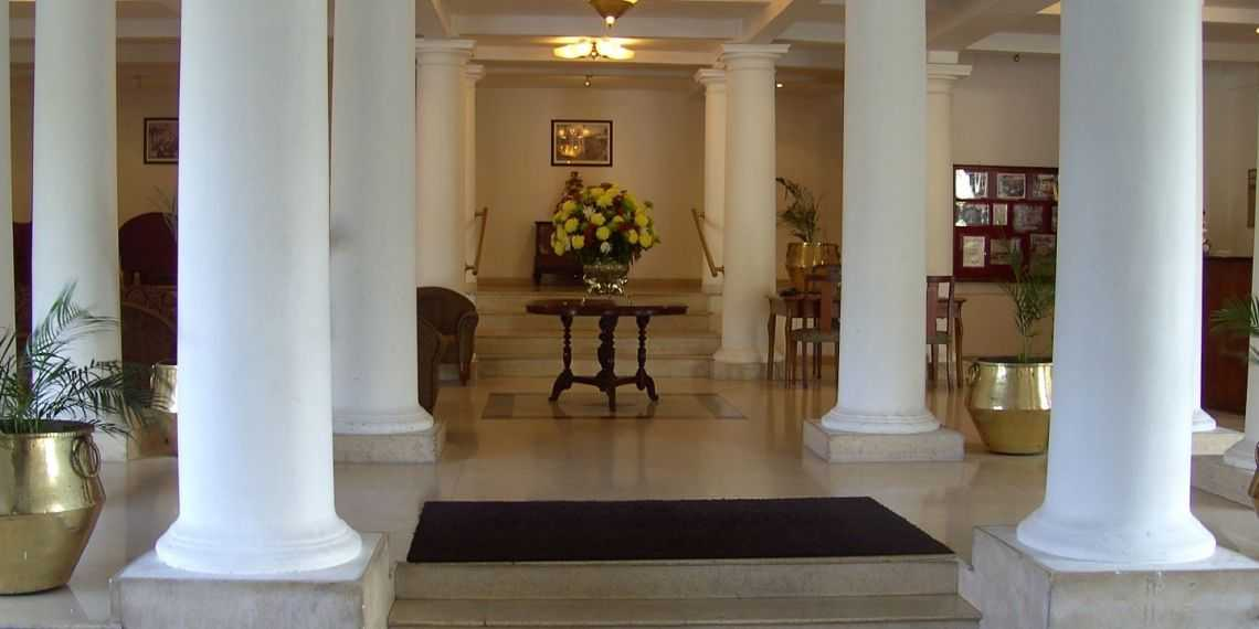 Hotel Suisse in central Kandy