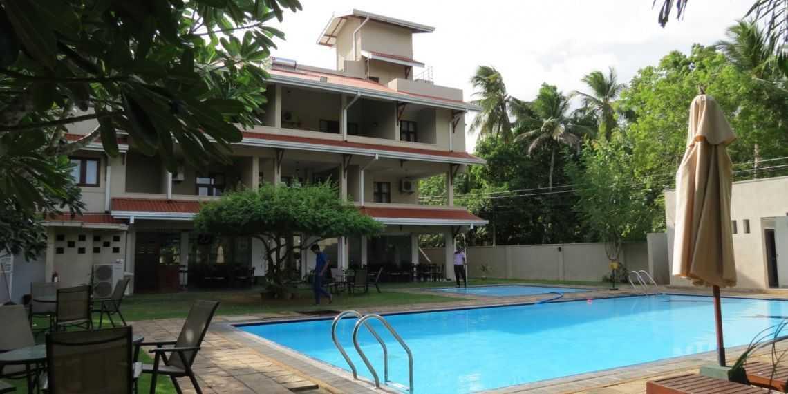 Okrin Hotel near Yala National Park