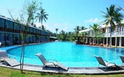 Carolina Beach Hotel in Sri Lanka, Nr. Chilaw