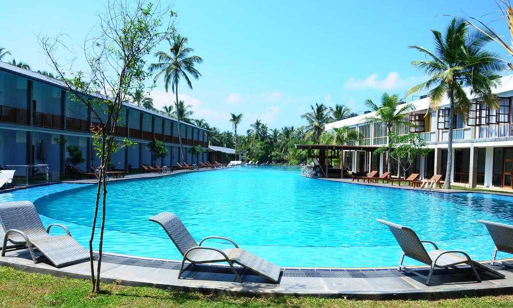 Carolina Beach Hotel in Sri Lanka, Nr. Chilaw