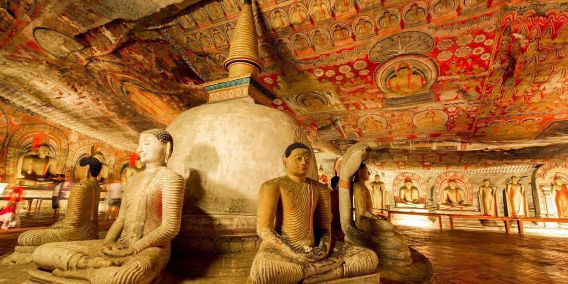 Dambulla Cave Temple Tour