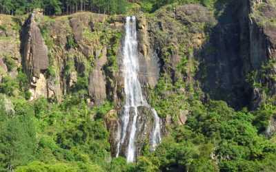 Bambarakanda Falls – The tallest Waterfall in Sri Lanka