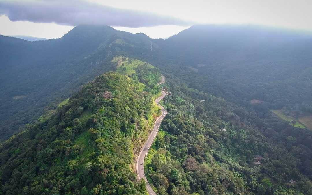 Hills of Sri Lanka