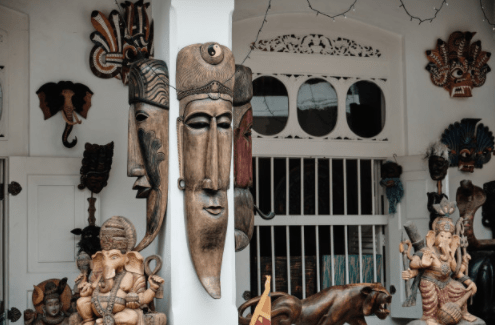 Crafts and Gems of  Sri Lanka